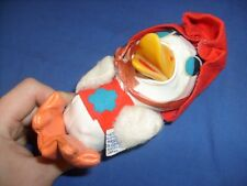 Vintage Vinyl Duck Doll ,Toy by A Jay Bee Product Made in Japan Joseph boxer Co.