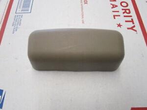 03-06 Chevrolet GMC Yukon Seat Track Cover 15181138 OEM Beige