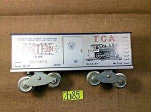 McCoy MFG Standard Gauge EASTERN BOX CAR #1954.