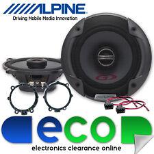 Mercedes Vito W639 2003-14 Alpine 400 Watts 13cm Front Door 2 Way Car Speakers