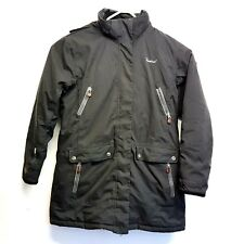 VERTICAL Ansen Mens Ski Jacket W-Guard 10000 Dark Grey UK Size 40