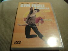 "DVD ""GYM FACILE A DOMICILE"" fitness"