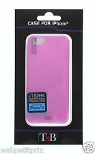 T'nB - Clip on Slim - Coque rigide + protege écran en plastique iPhon 4/ 4s