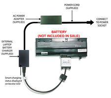 External Laptop Battery Charger for Medion MD963xx, MD967xx, BTP-BWBM, BTP-CDBM