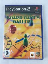 PS2 Board Games Gallery (2005), UK Pal, Brand New & Sony Factory Sealed