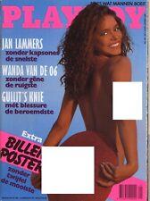 Dutch Playboy Magazine 1990-03 Pamela Anderson, Wendy O'Williams ...