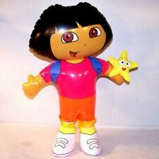 2 Dora Inflatable 24 In Toy Doll the explorer blow up cartoon swiper diego new