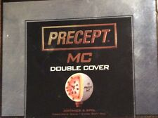 Precept MC Double Cover Golf Balls 1 Dozen Bridgestone New in Box