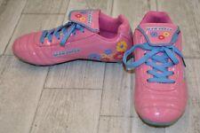 Vizari Blossom FG Soccer Shoe - Big Girl's Size 3 Pink