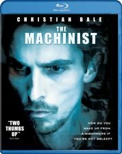 The Machinist [New Blu-ray] Ac-3/Dolby Digital, Dolby, Dubbed, Subtitled, Wide