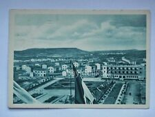 CARBONIA città di Mussolini vecchia cartolina