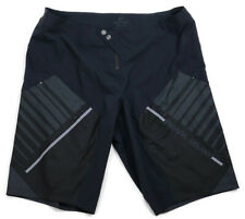 Pearl Izumi Mens Bicycle Stretch Shorts Size 2XL Black Mountain Bike