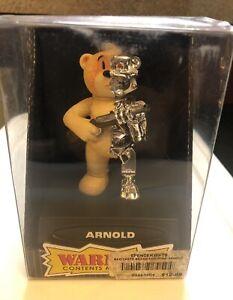 Bad Taste Bears - Arnold Schwarzenegger Rare Collectible -