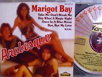 Arabesque (Sandra)- Marigot Bay- KARUSSELL West Germany- RAR- Lesen!