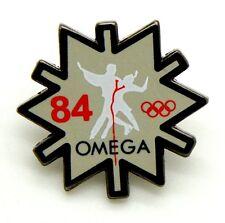 Pin Spilla Olimpiadi Torino 2006 - Omega 84