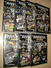 Opera Complete 7 DVD Official 115 Years By History The Grandi Wins FC Juventus