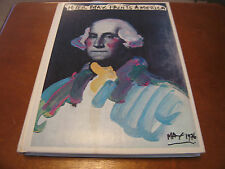 1976 Peter Max Paints America