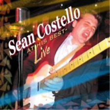 Sean Costello-At His Best Live CD NEW