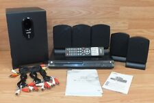 Genuine Coby (DVD765) 5.1 Channel Home Theater System With DVD Player! *READ*