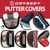 Odyssey Golf Club Putter Headcovers White Hot XG, White Ice, O-Works - NEW! 2021