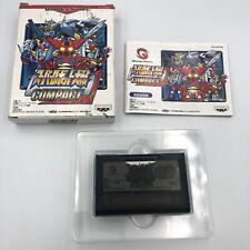 Super Robot Taisen Compact for Bandai WonderSwan Japan Complete, see photos