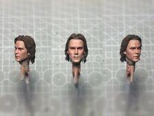 "Painted Service 1/12 Gambit Channing Tatum X-Men Head Sculpt for 6"" Figure ML"