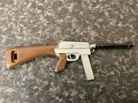 VINTAGE PALITOY/HASBRO ACTION MAN MACHINE GUN VGC FOR AGE
