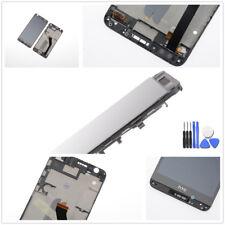 HTC Desire 820 Display LCD Touchscreen Digitizer Rahmen Schwarz