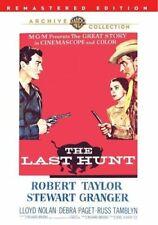 The Last Hunt (1956 Robert Taylor) DVD NEW