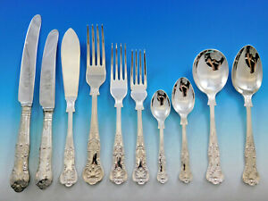 Vintage English Sheffield Made Unfinished Louis XIV Large Handle Cutlery Silverware Flatware PRICED INDIVIDUALLY c1960/'s  English Shop