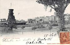 1143) FRASCATI (ROMA) VILLA TORLONIA. TABACCHERIA, LIQUORERIA, CARTOLERIA. VG.