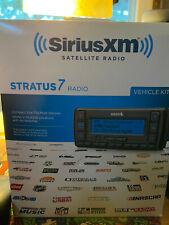 New Sirius Xm Satellite Radio Stratus 7 Dock & Play Vehicle Kit Model Ssv7V1