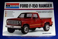 MONOGRAM Ford F-150 Ranger Truck 1/24 Scale Model Kit #2262 FACTORY SEALED!