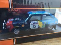 IXO 18RMC035A 18RMC035B TALBOT SUNBEAM LOTUS Blomqvist Frequelin RAC Rally 1:18