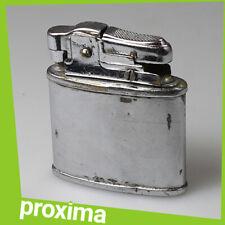 old rare vintage retro metal pocket TUN HWANG Cigarette Oil Fuel Lighter
