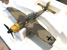 Franklin Mint ARMOUR (B11B610) 1/48 scale Die Cast - Ju-87 STUKA (Desert)