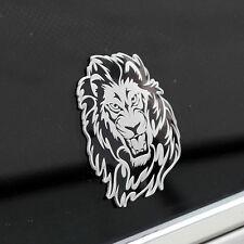 3D Grand  Personality Löwe Logo Auto Aufkleber Metall Badge Emblem Tail Decal