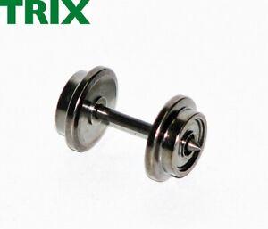 Trix Express H0 E33357811 DC Gleichstrom-Radsatz Spitzenlagerung (1 Stück) - NEU