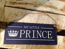 003 MY LITTLE PRINCE plaque / 20 X 8 Bedroom door sign wall sign