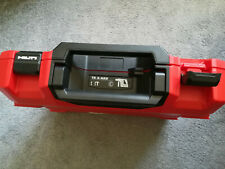 NEW STYLE Hilti Tool Case Box for TE 4-A22 Hammer Drill