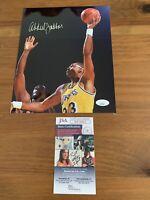 Kareem Abdul Jabbar JSA Coa Autographed Signed 8x10 Photo Free shipping