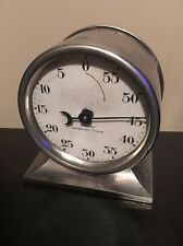 *Antique 1920-30's Hanovia Interval Timer Kitchen Windup 60-Minute Stove Clock*
