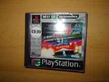 Videojuegos de carreras infogrames Sony PlayStation 1