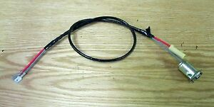 1955 1956 CHEVY CLOCK WIRE HARNESS , NEW ** USA MADE **