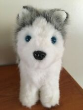 AMERICAN GIRL DOLL Pepper Pet Dog Siberian Husky Plush Stuffed Animal Toy