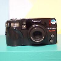 Olympus Superzoom 110 AF 35mm film Camera Retro Lomo Retro Point & Shoot