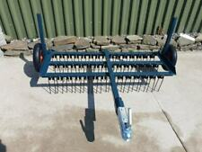 More details for agri-fabs atv / quad spring tine harrow all surfaces