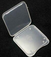 Custodia per schede SD trasparenti, confezione da 10 pezzi