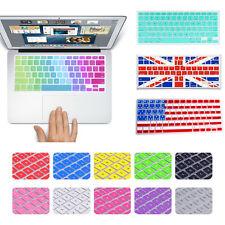16 Desgin Keyboard Cover Skin For Macbook Air 11 13 / Pro 13 15 / White 13 inch