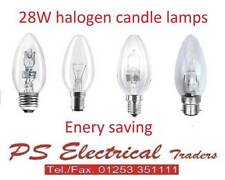 Unbranded Candle 40W Light Bulbs